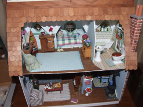 back view dollhouse